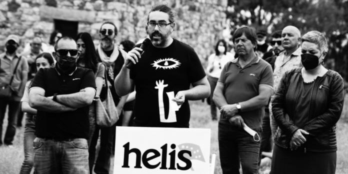 Franciscu Pala, Helis. Foto marcellosaba.com